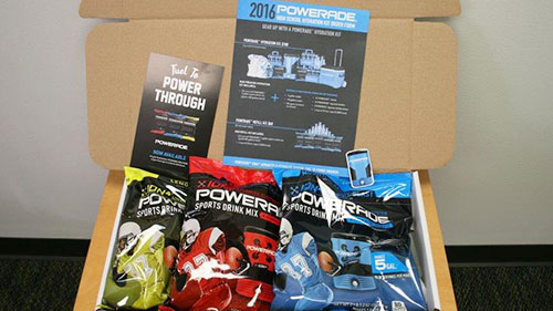 PowerAde Kits